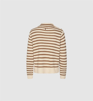 Lin Stripe Knit