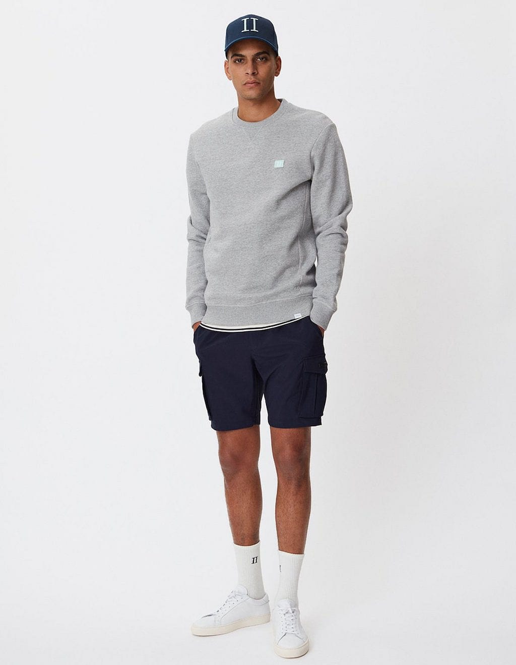 Piece Sweat Shirt