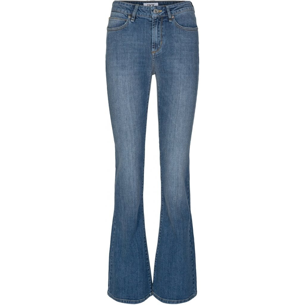 Tara Flare Wash Splendid Denim