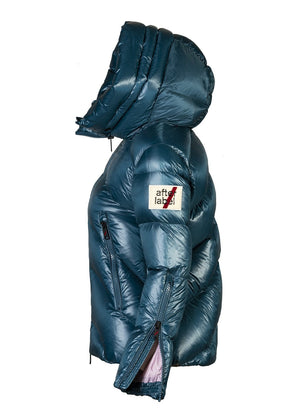 AL037 Hooded Down Jacket