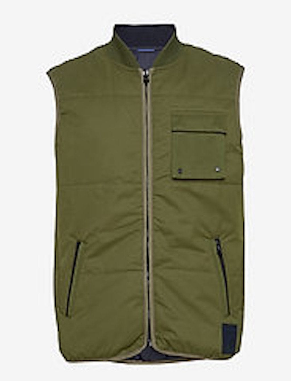 Leight Weight Padded Bodywarmer