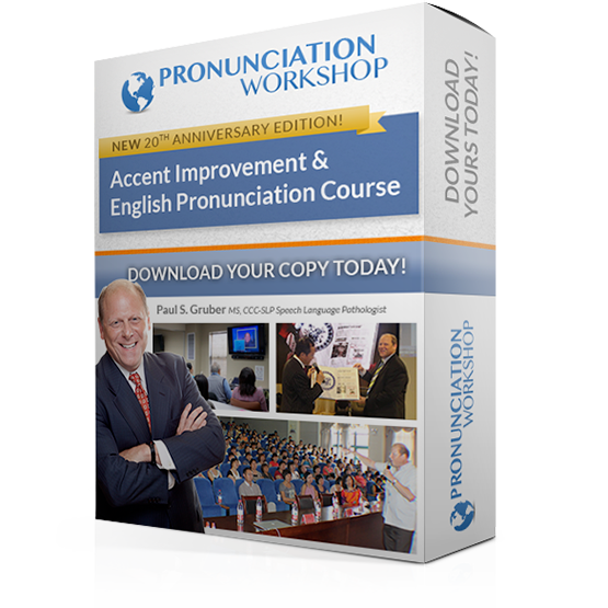 Pronunciation workshop free download ⋆ 15 sesions (16 videos).