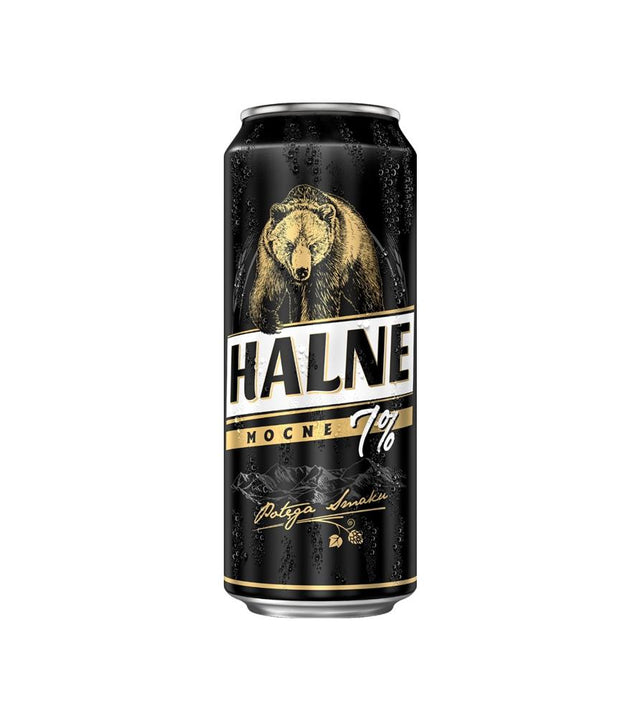 Halne Strong Lager 24x500ml 7%