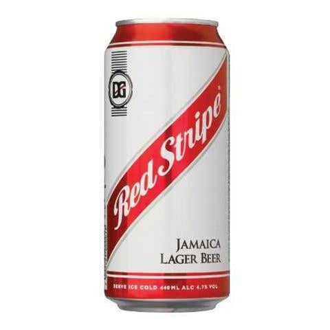 Red Stripe Lager 24x440ml