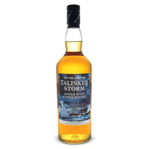 Talisker Storm Single Scotch Whisky