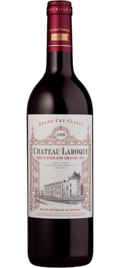 Chateau Laroque St Emilion grand Cru 75cl