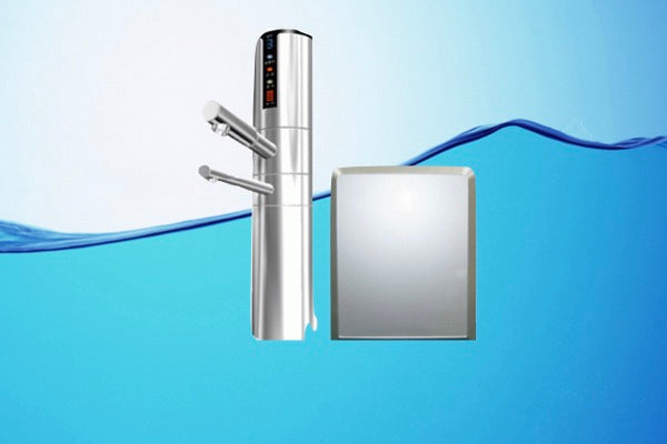 The Alkaviva Jupiter Ultra Delphi H2 Under Sink Water Ionizer is one of the best water filtration systems.
