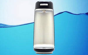 Rethink Your Filtered Water. All At The Touch Of A Button.