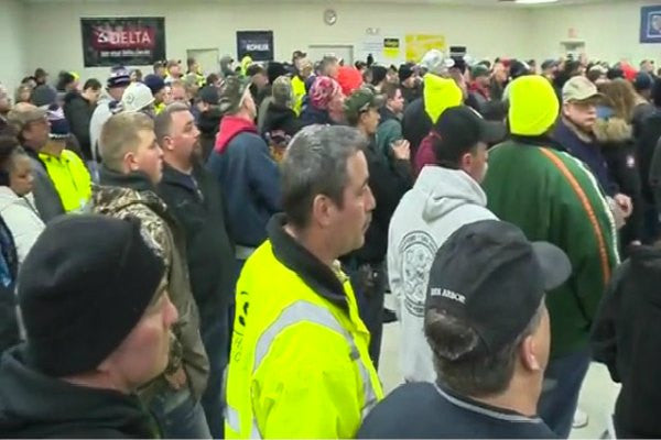 Union Plumbers Unite !!! Assist Flint Residents During Flint Water Crisis