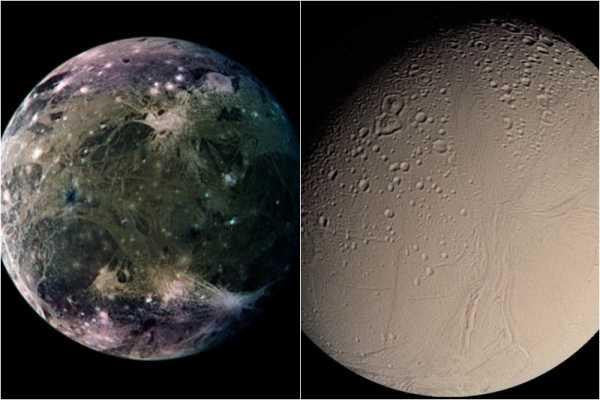 Our Solar System is in Deep Water; New Water Discovered On 2 Moons