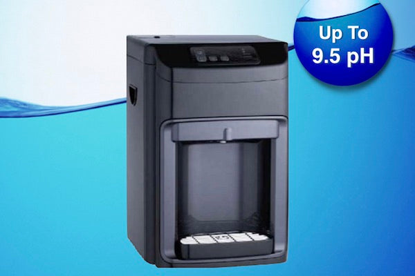 Save Money, Space, And Time With Your Own Global Water Reverse Osmosis Countertop Bottleless pH Water Filter Cooler