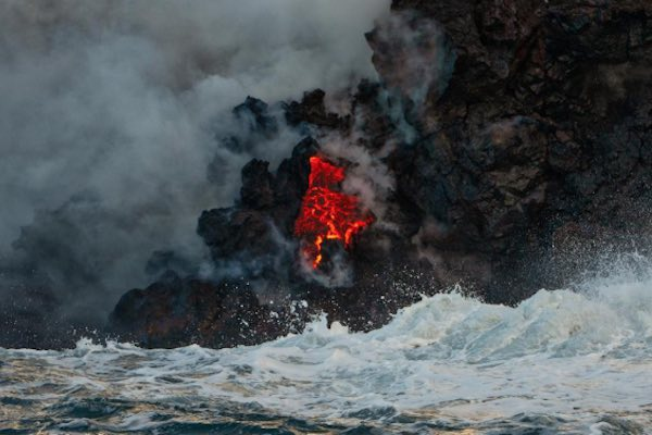 Hawaii's Kilauea Volcano Reshapes The Big Island And It's Water