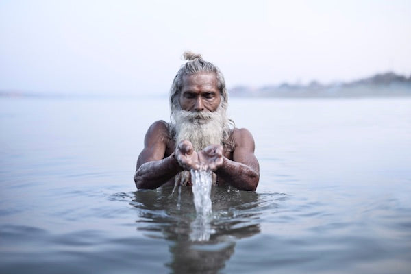 Listen To The Spirit Of Water: Treat Water With Respect And Dignity