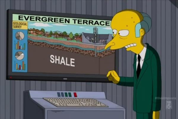 """The Simpsons"" Tackle Fracking in ""Opposites A-Frack"""