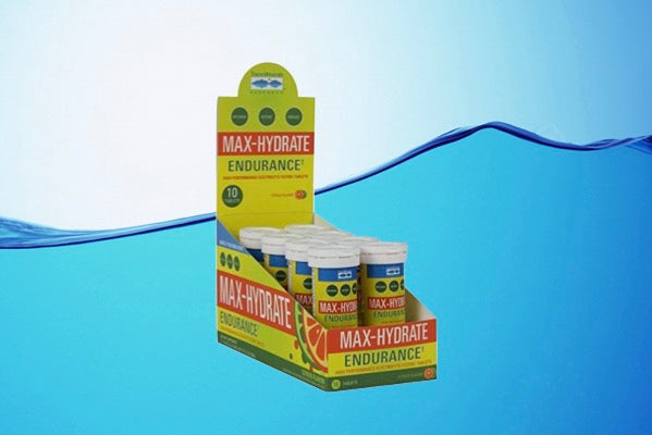 Max Hydrate Electrolyte Tablets: Replenish, Restore, Energize and Hydrate