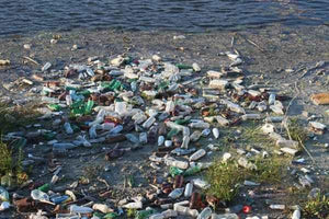 50 Million Plastic Water Bottles Are Thrown Away Daily !!!
