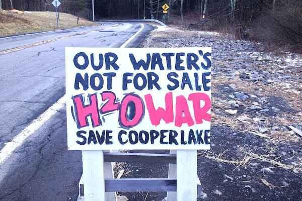 Citizens Of Woodstock, NY Are Water Rockstars - Leading Charge Against Bottled Water Plant