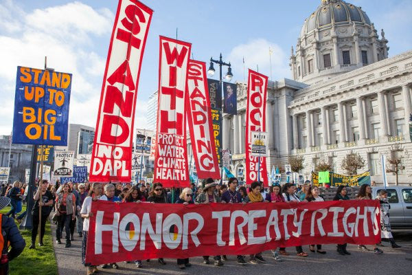 The Dakota Access Pipeline Win And The Fight For Water Protection