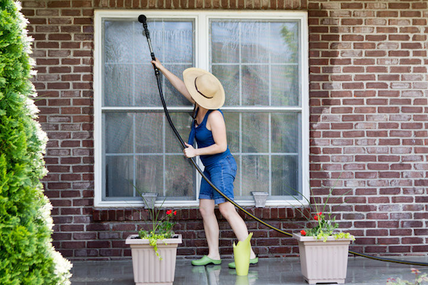 Top Three Spring Cleaning Power Water Washing Tips