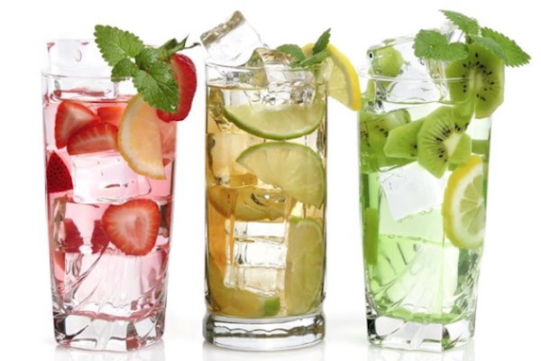 Sugary Soda Is Bad For Your Health: Drink Water With Citrus