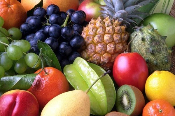 The Top 4 Fruits With The Most Water