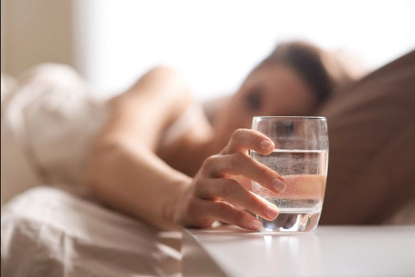 The Benefits of Water: Drink A Glass Of Water When You're Stressed Out