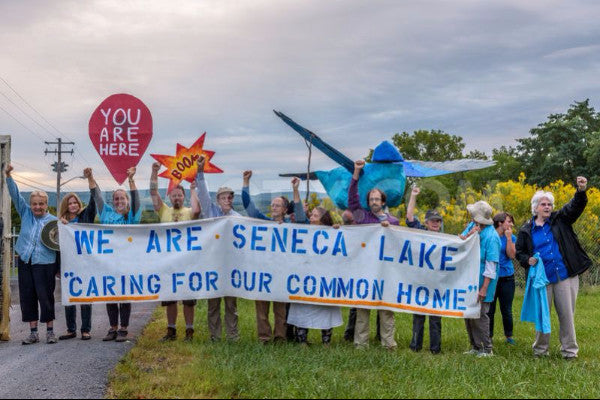 Finger Lakes In Fracked Gas Crosshairs - Fighting To Save Seneca Lake