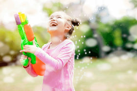 Summer Fun: Cool Water Games For Kids