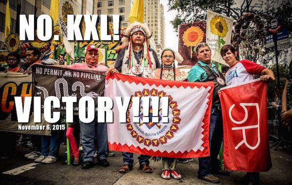 The Keystone XL Defeat - A Victory for Water And People
