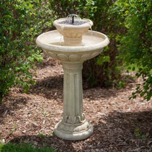 Outdoor Water Fountains & Water Features