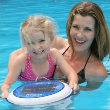 Floatron Solar Powered Pool Purifier