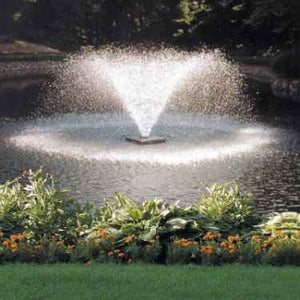 Scott Aerator DA-20 Display Aerator Pond Water Fountain 1 1/2 HP - WaterCheck.biz