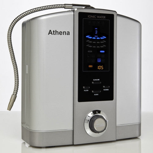 Alkaviva Jupiter JS-205F Athena Water Ionizer Alkalizer With Fluoride Protection - WaterCheck.biz