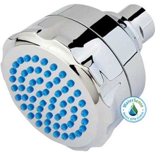 Sprite AW1-CM Ultimate Chrome All In One Rain WaterSense Shower Filter - 1.75 GPM - WaterCheck.biz