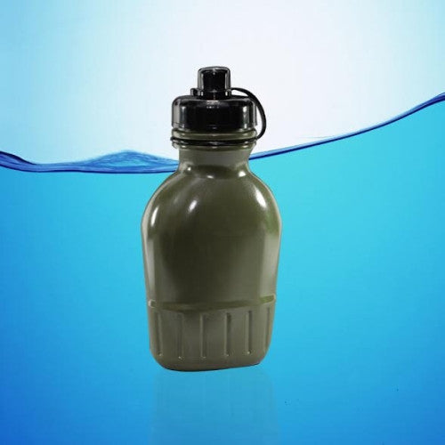 Seychelle 38 oz Water Filter Purifier Canteen - Advanced - WaterCheck.biz