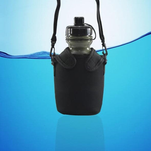 Seychelle 38 oz Water Filter Purifier Canteen With Sling - Advanced - WaterCheck.biz