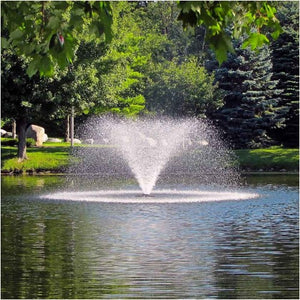 Scott Aerator DA-20 Display Aerator Pond Water Fountain 2 HP