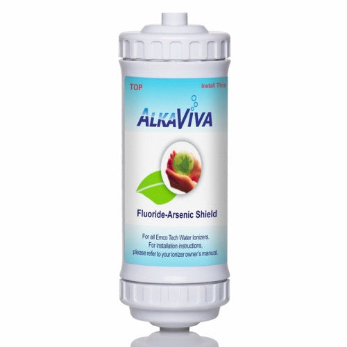 Alkaviva UltraWater Fluoride Arsenic Shield Replacement Water Filter For Athena - WaterCheck.biz