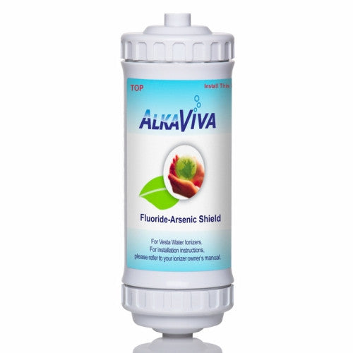 Alkaviva UltraWater Fluoride Arsenic Shield Replacement Water Filter For Vesta GL-988 - WaterCheck.biz