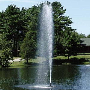 Scott Aerator Gusher Fountain Pond Aerator 1 1/2 HP - WaterCheck.biz