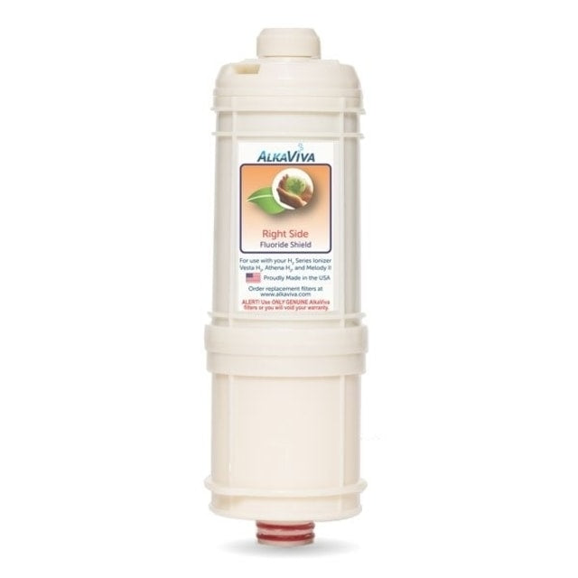 Alkaviva H2 UltraWater Fluoride Arsenic Shield Replacement Water Filter