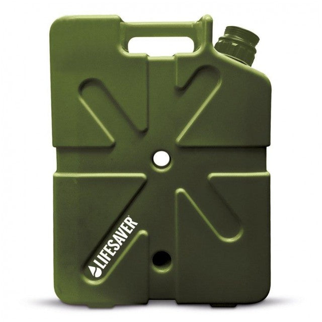 LIFESAVER Jerrycan 20,000UF Water Filter Purifier 20,000 Liter - Army Green