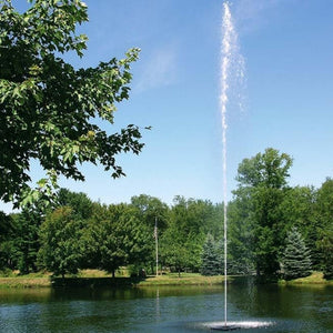 Scott Aerator Jet Stream Fountain Pond Aerator 1 1/2 HP - WaterCheck.biz