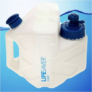 Lifesaver Cube Ultra Filtration Water Purifier Jug 5000 Liter