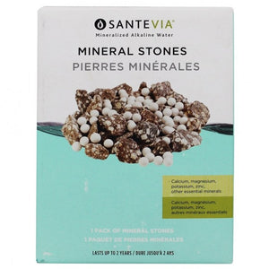 Santevia Naturally Alkalizing Replacement Mineral Stones