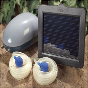 Smart Solar Small Pond Solar Powered Aerator Oxygenator Air Pump
