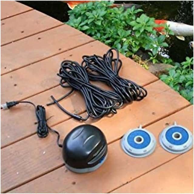 Aquascape 75000 Pond Air 2 Outlet Pond Aeration Kit - Up To 2,000 Gal Pond