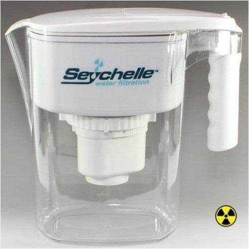 Seychelle Family Radiological Pure Water Filter Pitcher - Large