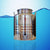 Superfustinox Stainless Steel Water Dispenser Fusti 20 Liter 5.3 Gal