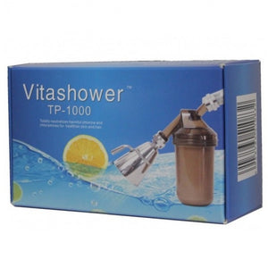 Vitashower TP-1000 Organic Vitamin C Universal Inline Shower Filter